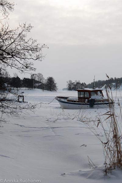 Winter in Archipelago